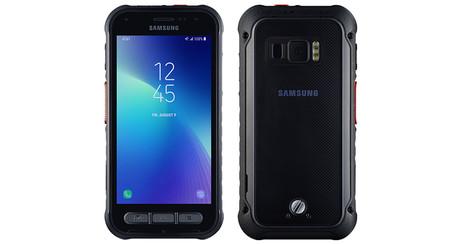 Samsung Galaxy XCover FieldPro: el nuevo móvil resistente con Exynos 9810, batería de 4.500 mAh extraíble y Android Oreo