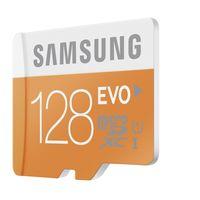 MicroSD Samsung EVO de 128GB por 33,49 euros y envío gratis con este cupón de descuento