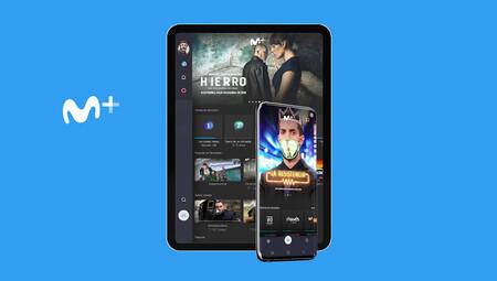Cómo descargar contenidos de Movistar+ para verlos sin conexión en tu móvil o tablet