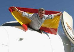 Casi la mitad de vuelos que llegan a España son bajo coste