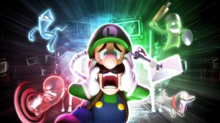 Luigi's Mansion llegará a mediados de octubre a 3DS, según Best Buy