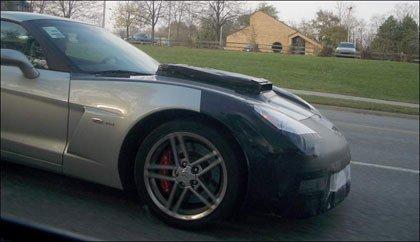 Otra foto espía del Corvette Z07/Stingray/Blue Devil...