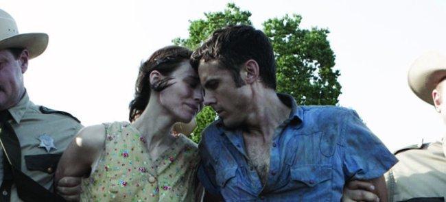 Rooney Mara y Casey Affleck en Ain´t Them Bodies Saints