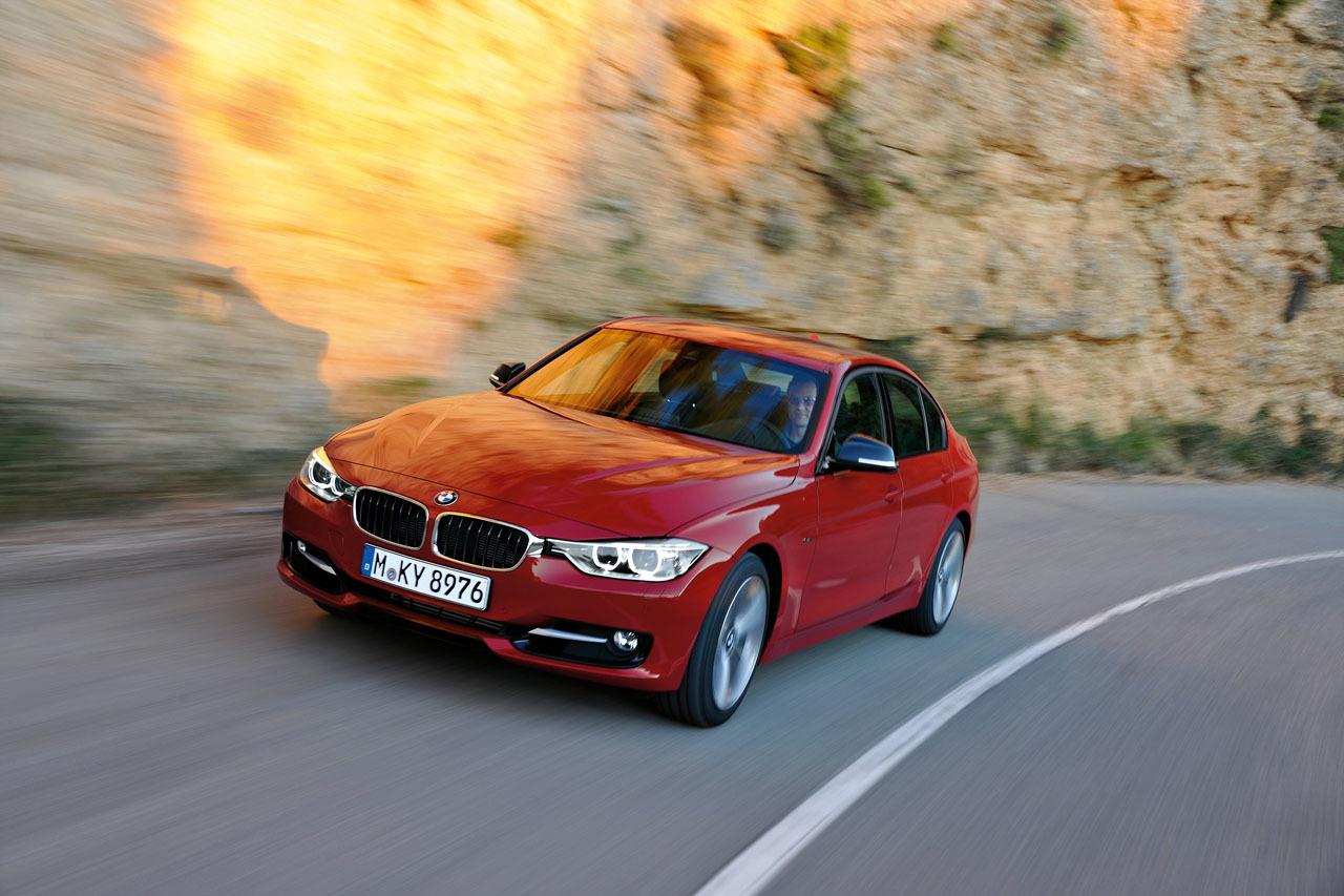 Foto de BMW Serie 3 Berlina 2012 (4/78)