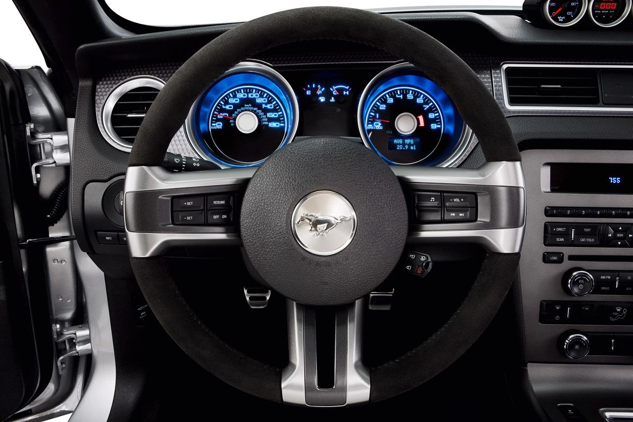 Foto de 2012 Ford Mustang Boss 302 (23/38)