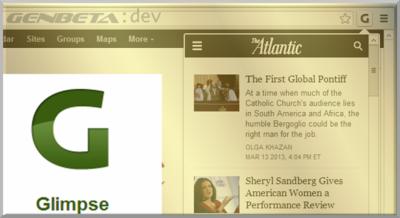 Glimpse: prueba aplicaciones para iPhone en Chrome