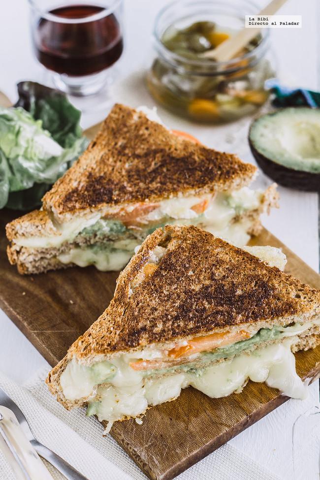 Mexico Sandwich