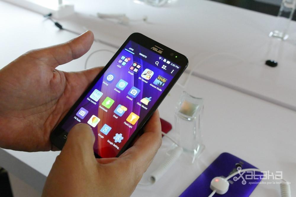 El Asus Zenfone 2 Recibe Su Actualizacion A Marshmallow