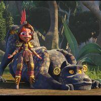 'Maya y los tres': primer trailer de la nueva serie de animación de Netflix que unirá la mitología maya, inca y azteca