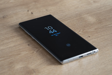 Samsung Galaxy Note 10 Plus Pantalla Ambiente