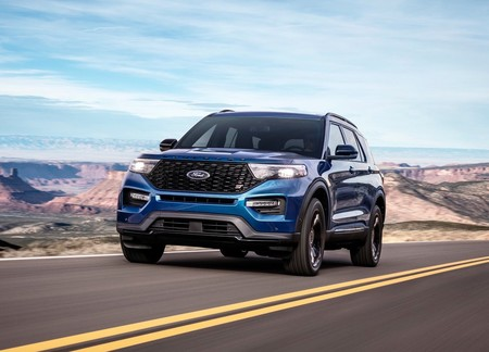Ford Explorer St 2020 2a