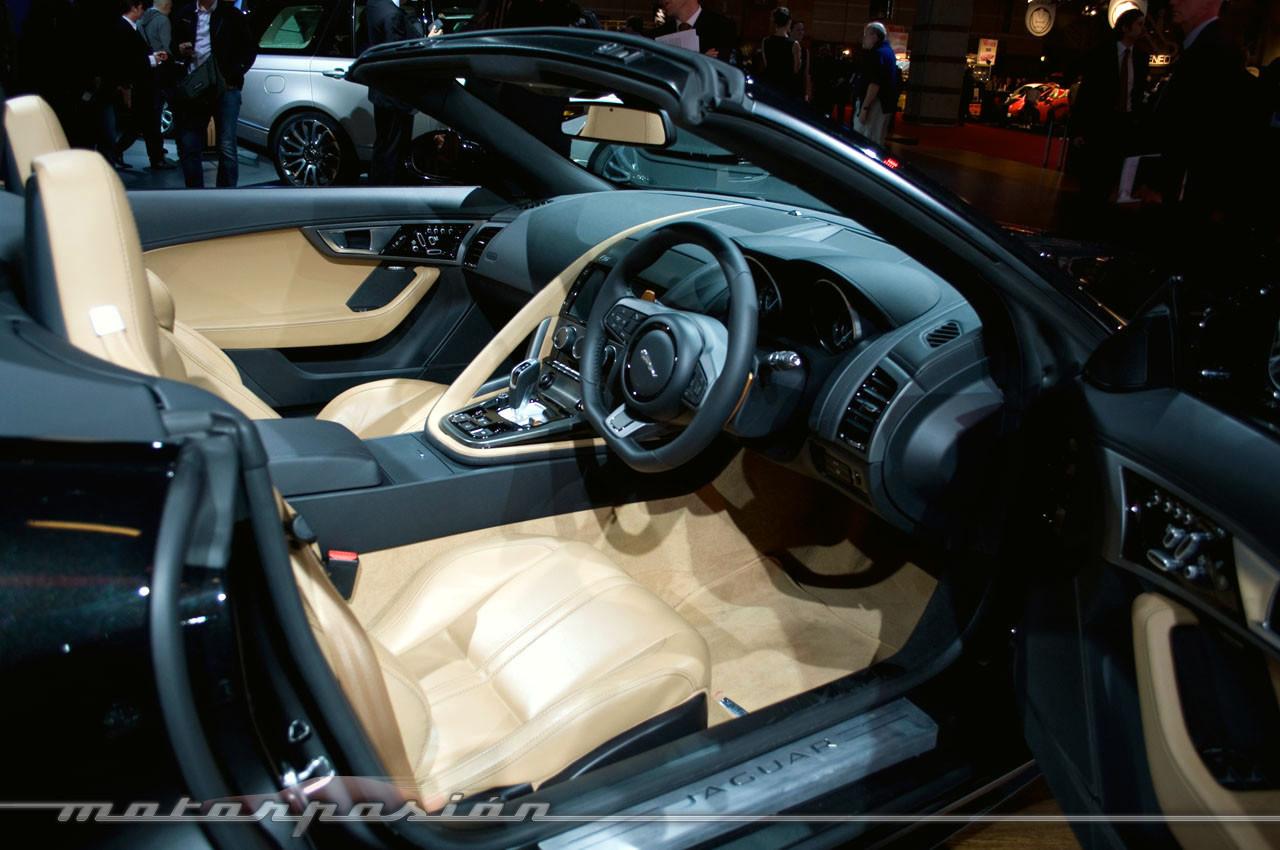 Foto de Jaguar F-Type en el Salón de París (9/10)