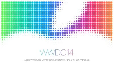 WWDC 2014, del 2 al 6 de junio