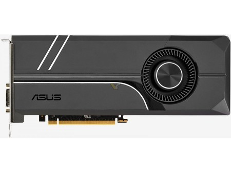 Asus Geforce Gtx 1080 Ti Turbo Graphics Card