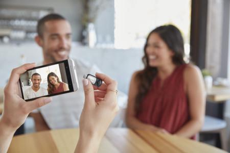Memoria extra de 128 GB en tu smartphone con puerto USB-C con un solo gesto