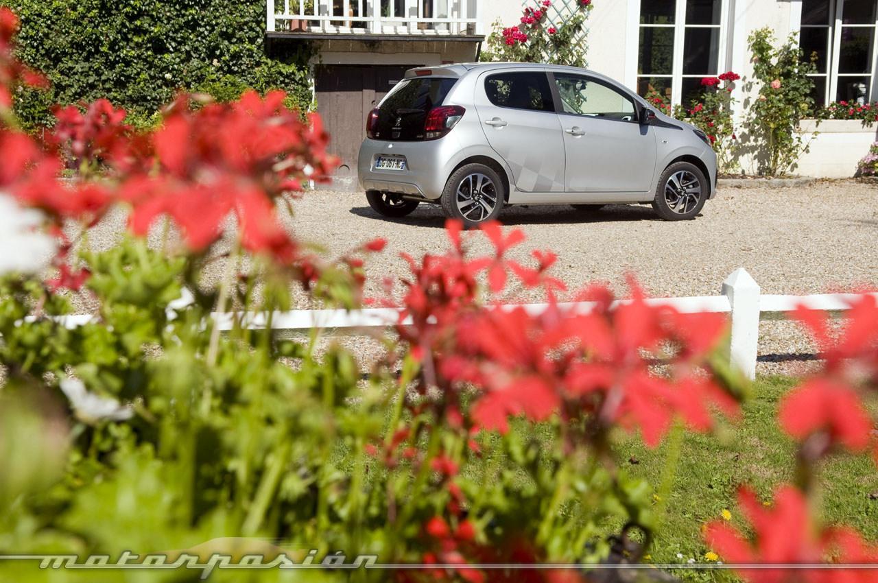 Foto de Peugeot 108 (toma de contacto) (7/22)