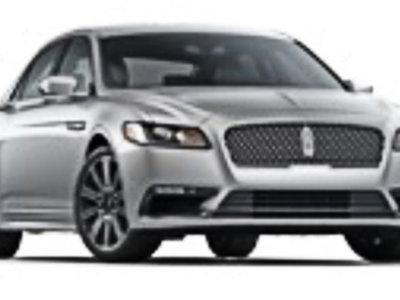¡Filtrado! Así es el Lincoln Continental de producción