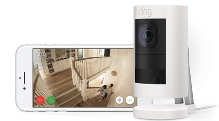 Ring Camara Seguridad