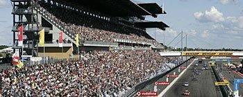 El EuroSpeedway de Lausitz romperá récord de taquilla