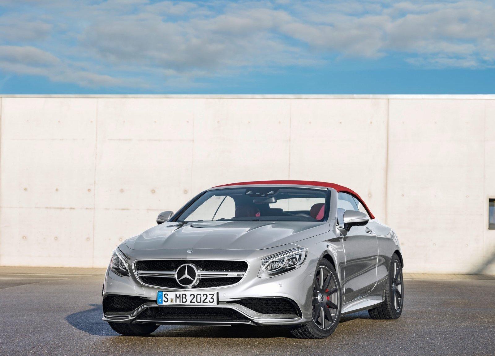 Foto de Mercedes-AMG S 63 Cabriolet Edition 130 (3/21)