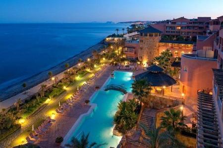 El Gran Hotel Elba Estepona & Thalasso Spa consigue el 'World Luxury Hotel Awards' en Luxury Spa Hotel