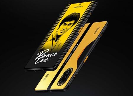 Xiaomi Redmi K40 Gaming Edition Bruce Lee Oficial