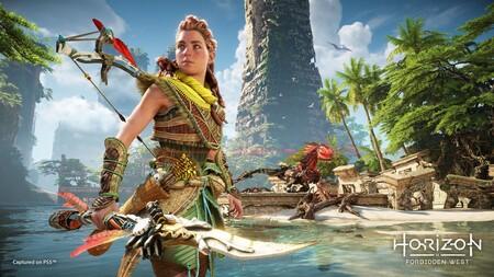 Horizon Forbidden West deslumbra con un brutal gameplay de 14 minutos antes de su lanzamiento en PS5 y PS4 en 2021