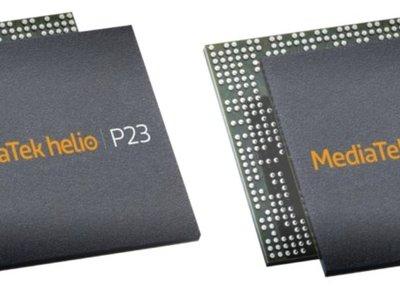 Helio P23 y Helio P30: MediaTek despliega toda su artillería de chips de gama media