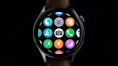 Huawei Reloj Menu