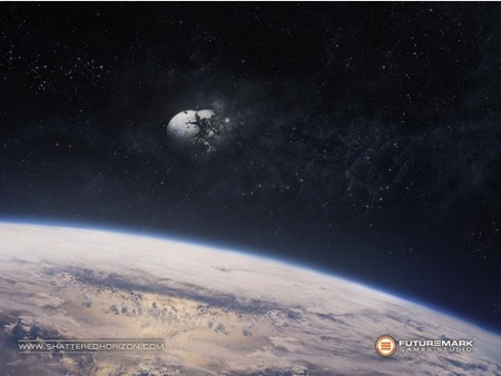 GC 2008: 'Shattered Horizon', un FPS en gravedad cero. Teaser trailer