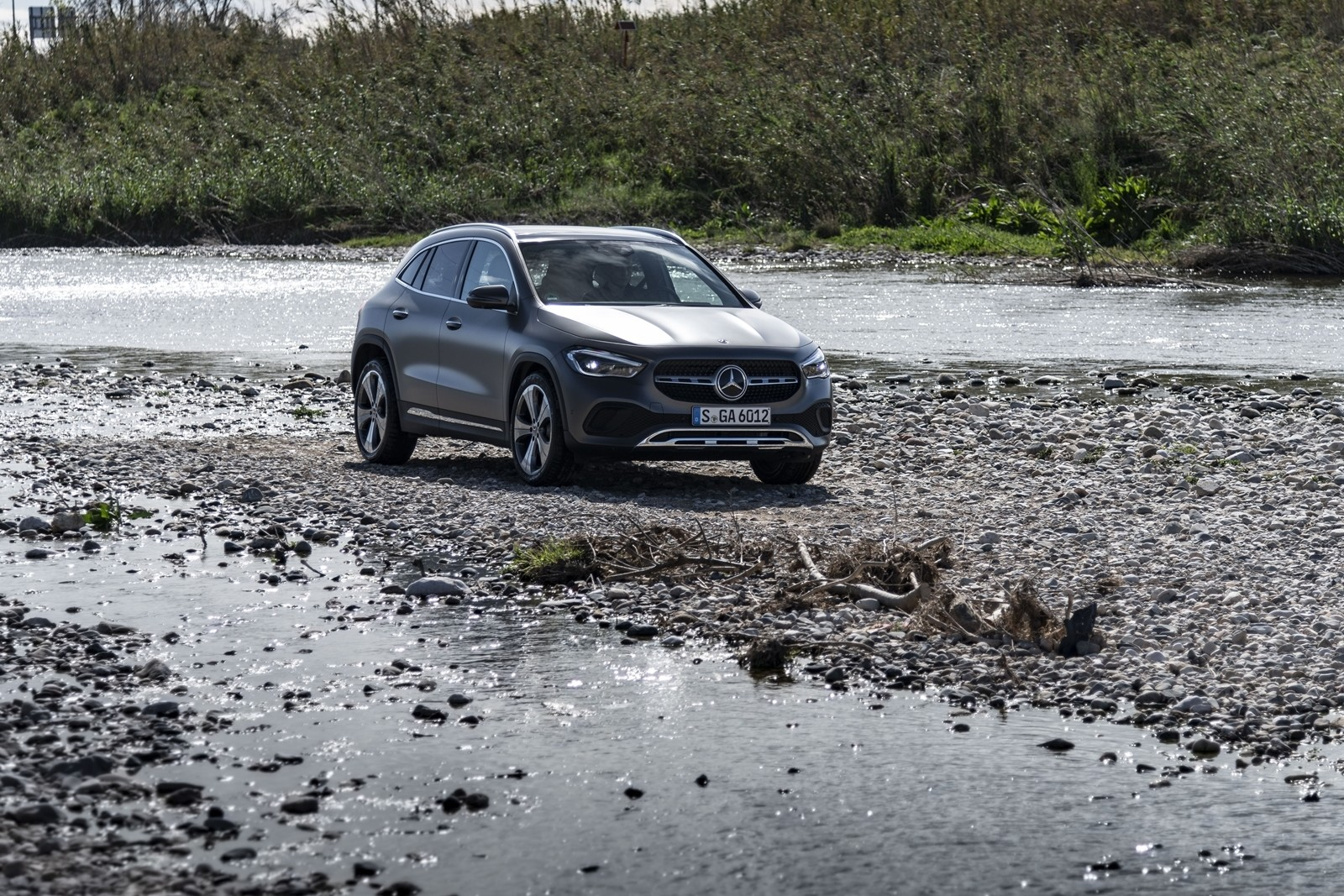 Foto de Mercedes-Benz GLA 2020 (17/19)