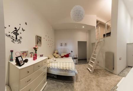 Habitación infantil loft