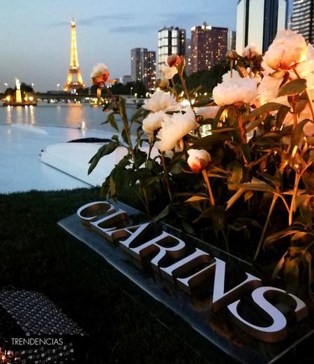 Clarins ha reformulado su mítico Double Sérum y Trendencias Belleza asistió a su presentación en París