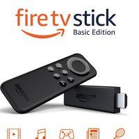 Fire TV Stick de Amazon con 20 euros de descuento: ahora por 34,99 euros y envío gratis