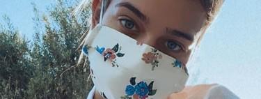 Reebok, Adidas, Mango, Asos o Parfois: las firmas de moda incluyen mascarillas reutilizables en sus colecciones con diseños únicos