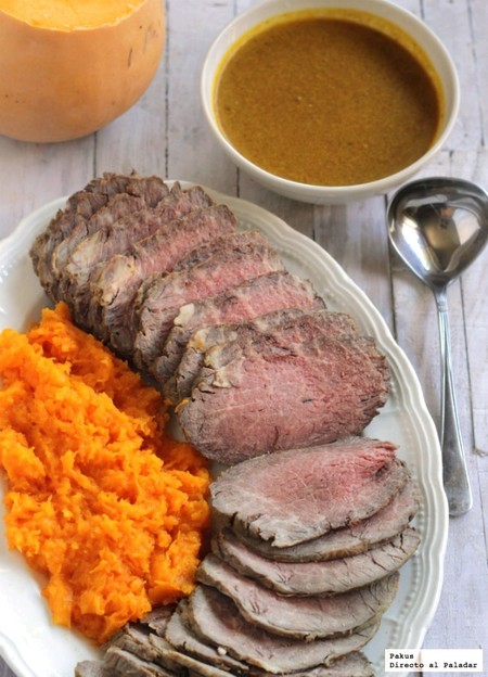 rabillo salsa naranja segundo plato menu semanal