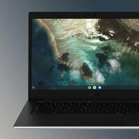 Samsung presenta su nuevo Chromebook, el Galaxy Chromebook Go de 14 pulgadas con cerebro Celeron y cargador de 45W