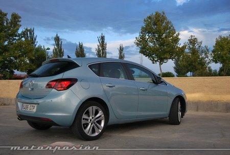 Opel Astra 1.4 Turbo, prueba (valoración y ficha técnica)