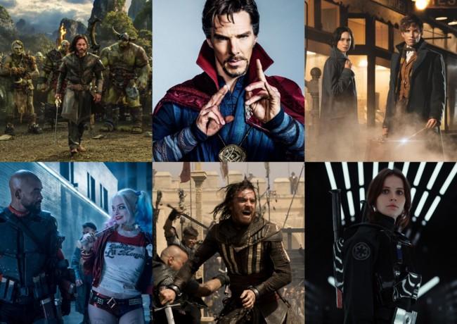 Los próximos estrenos más frikis del año