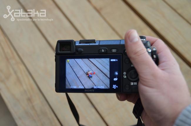 Sony NEX 6 análisis en mano