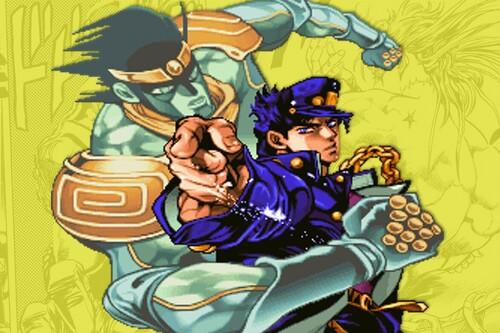 JoJo's Bizarre Adventure: Capcom deslumbra al desatar la locura de Stardust Crusaders en los videojuegos