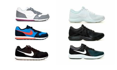 Descuentos en zapatillas Nike en eBay: envío gratis y precios desde 33,95 euros en la nueva temporada del Fashion Hub