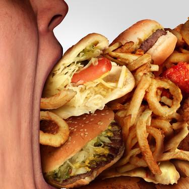 Estos componentes de tus alimentos pueden empujarte a comer más