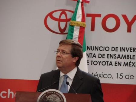 Planta Toyota Mexico 5