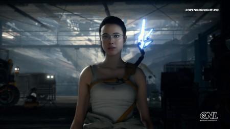 Death Stranding nos explota la cabeza con sus seis minutos de gameplay, los nuevos personajes y una meada olímpica [GC 2019]