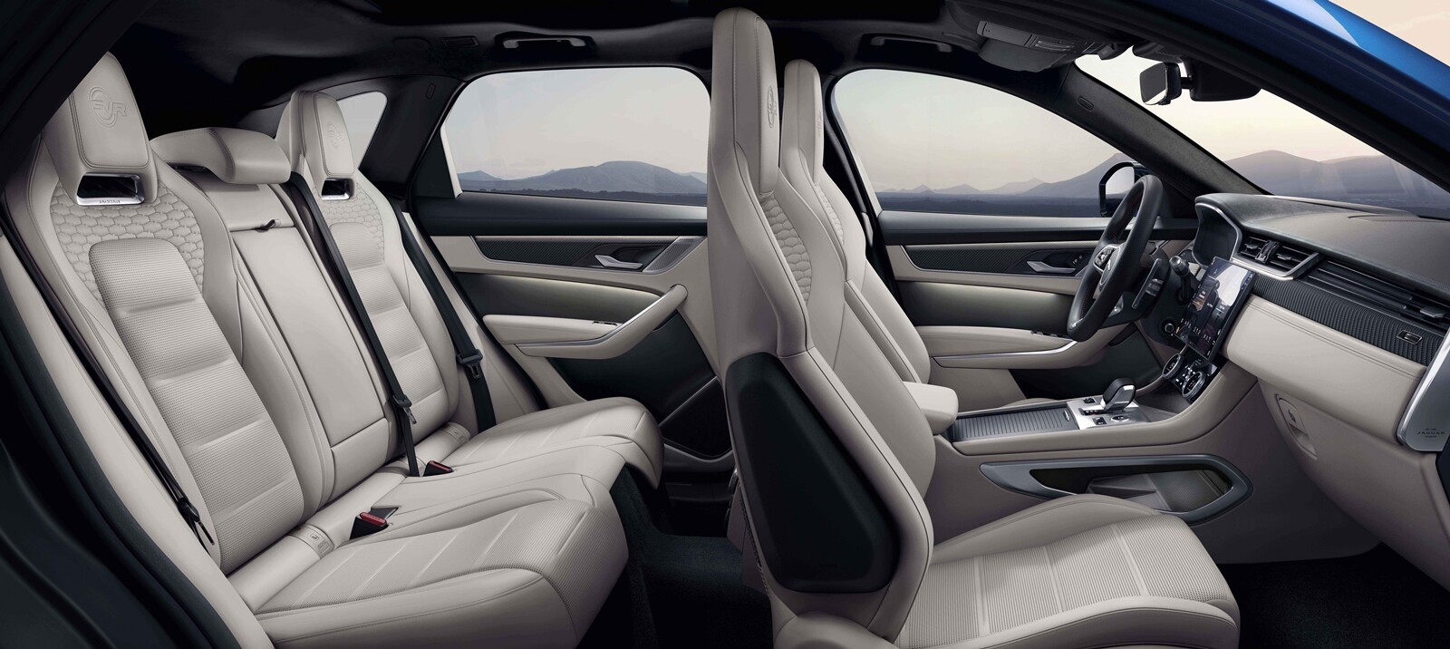 Foto de Jaguar F-Pace SVR 2021 (28/32)