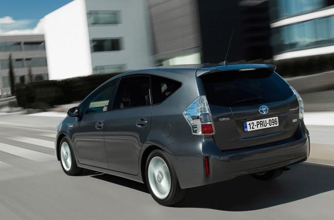 Toyota Prius+ 09