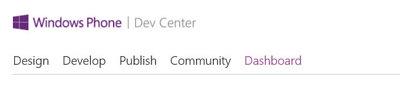 Licencia de desarrollador personal en la Store Market de Windows Phone 8 por 8€