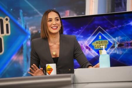 Tamara Falco Blazer Zara Rebajas 02