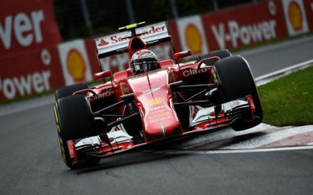 Kimi Raikkonen Gp Canada 2015